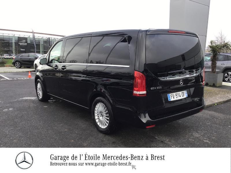Mercedes EQV 300 Long Avantgarde Noir occasion à BREST - photo n°3