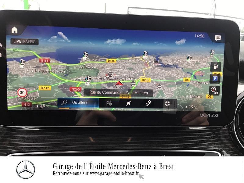Mercedes EQV 300 Long Avantgarde Noir occasion à BREST - photo n°8