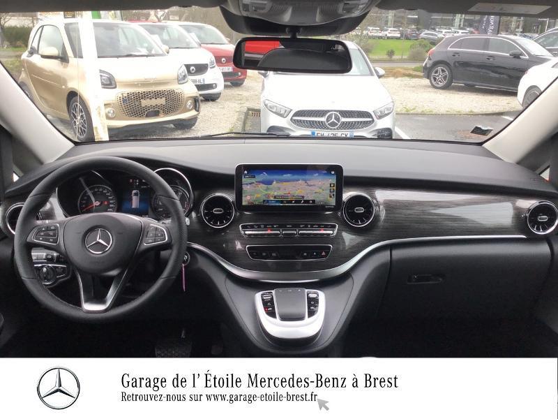Mercedes EQV 300 Long Avantgarde Noir occasion à BREST - photo n°6