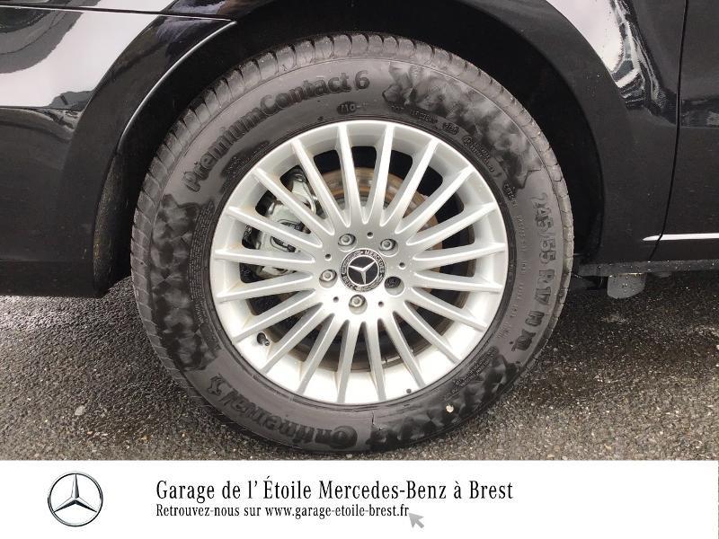 Mercedes EQV 300 Long Avantgarde Noir occasion à BREST - photo n°15