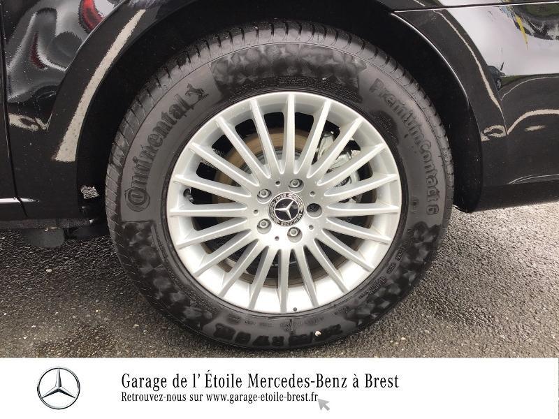 Mercedes EQV 300 Long Avantgarde Noir occasion à BREST - photo n°14
