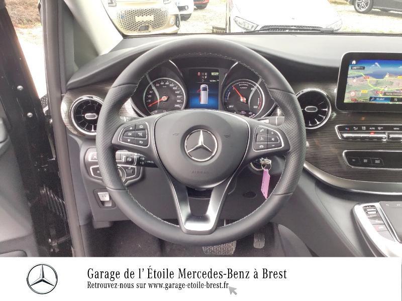 Mercedes EQV 300 Long Avantgarde Noir occasion à BREST - photo n°7