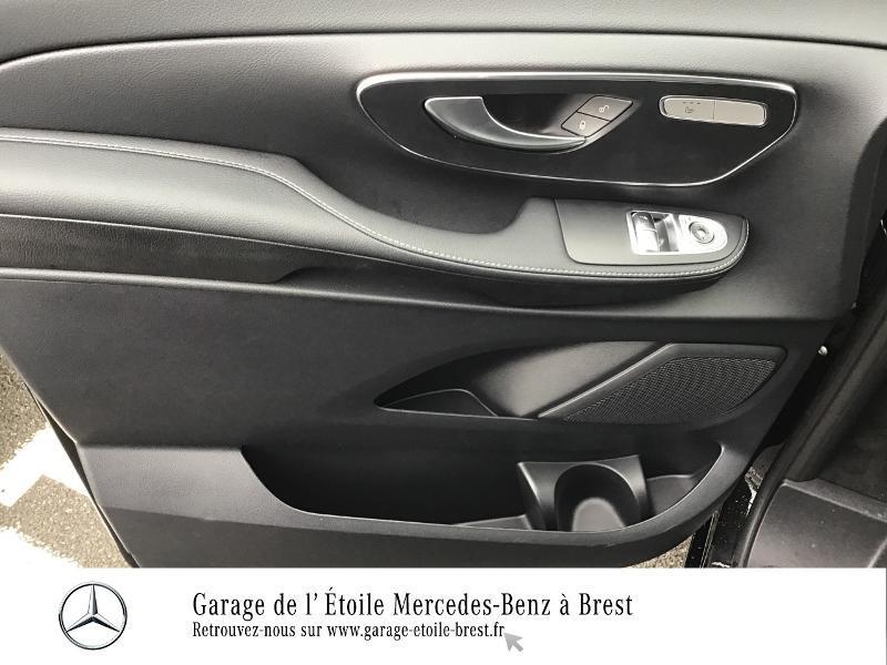 Mercedes EQV 300 Long Avantgarde Noir occasion à BREST - photo n°19