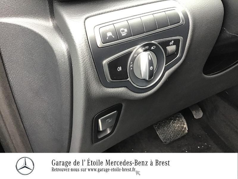 Mercedes EQV 300 Long Avantgarde Noir occasion à BREST - photo n°20