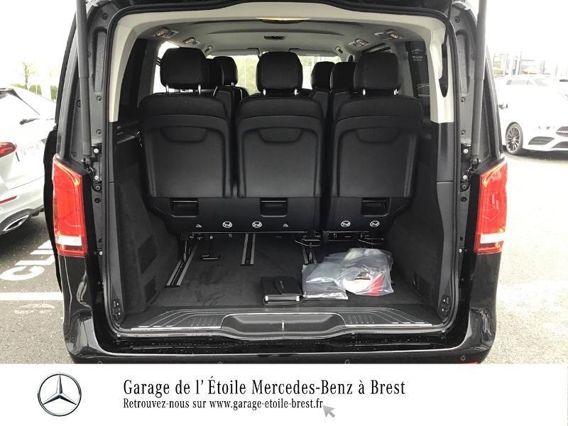Mercedes EQV 300 Long Avantgarde Noir occasion à BREST - photo n°12