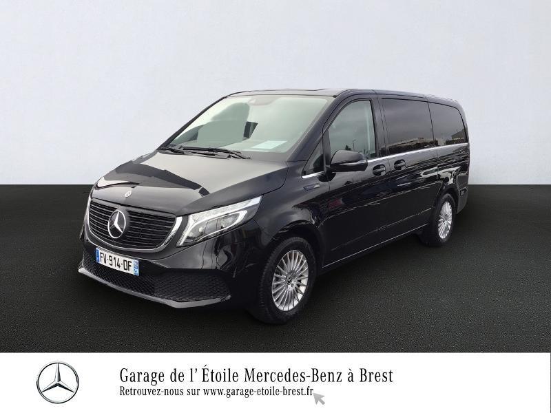 Mercedes EQV 300 Long Avantgarde Noir occasion à BREST