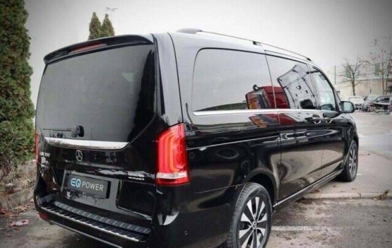 Mercedes EQV 300 LONG AVANTGARDE Noir occasion à Villenave-d'Ornon - photo n°2