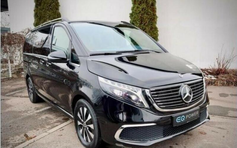 Mercedes EQV 300 LONG AVANTGARDE Noir occasion à Villenave-d'Ornon