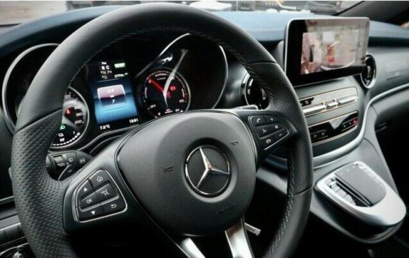 Mercedes EQV 300 LONG AVANTGARDE Noir occasion à Villenave-d'Ornon - photo n°8