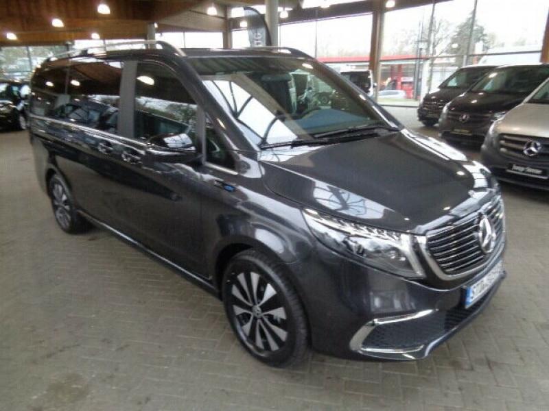 Mercedes EQV 300 LONG AVANTGARDE Gris occasion à Villenave-d'Ornon