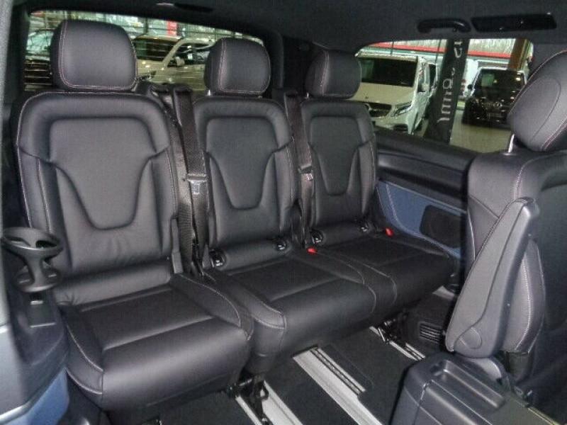 Mercedes EQV 300 LONG AVANTGARDE Gris occasion à Villenave-d'Ornon - photo n°9