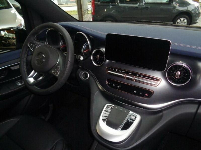 Mercedes EQV 300 LONG AVANTGARDE Gris occasion à Villenave-d'Ornon - photo n°6