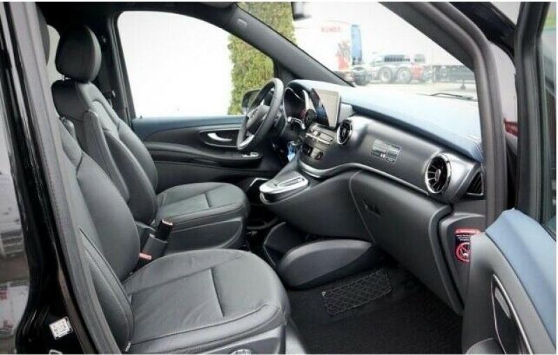 Mercedes EQV 300 LONG AVANTGARDE Noir occasion à Villenave-d'Ornon - photo n°4