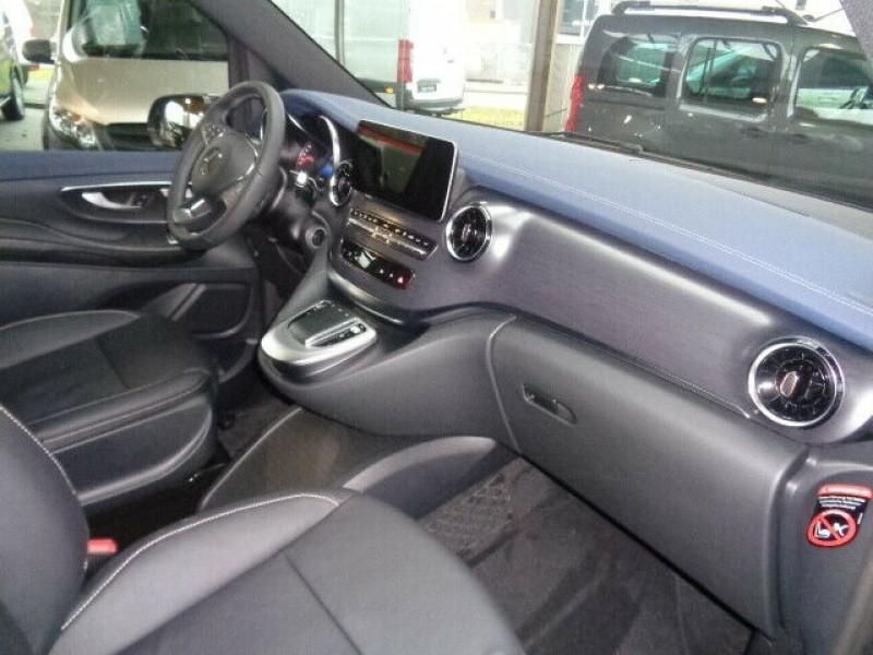Mercedes EQV 300 LONG AVANTGARDE Gris occasion à Villenave-d'Ornon - photo n°5