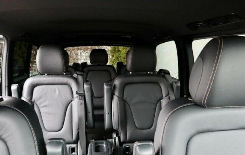 Mercedes EQV 300 LONG AVANTGARDE Noir occasion à Villenave-d'Ornon - photo n°7