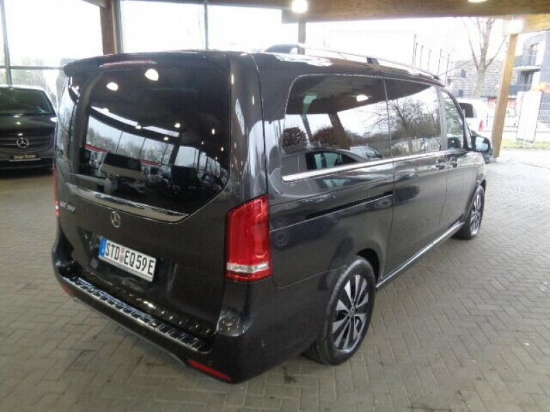 Mercedes EQV 300 LONG AVANTGARDE Gris occasion à Villenave-d'Ornon - photo n°2