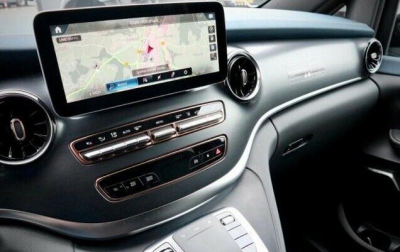 Mercedes EQV 300 LONG AVANTGARDE Noir occasion à Villenave-d'Ornon - photo n°9