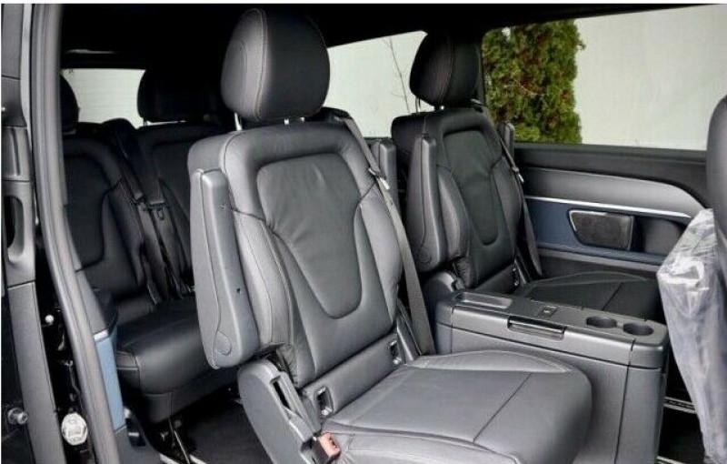 Mercedes EQV 300 LONG AVANTGARDE Noir occasion à Villenave-d'Ornon - photo n°6