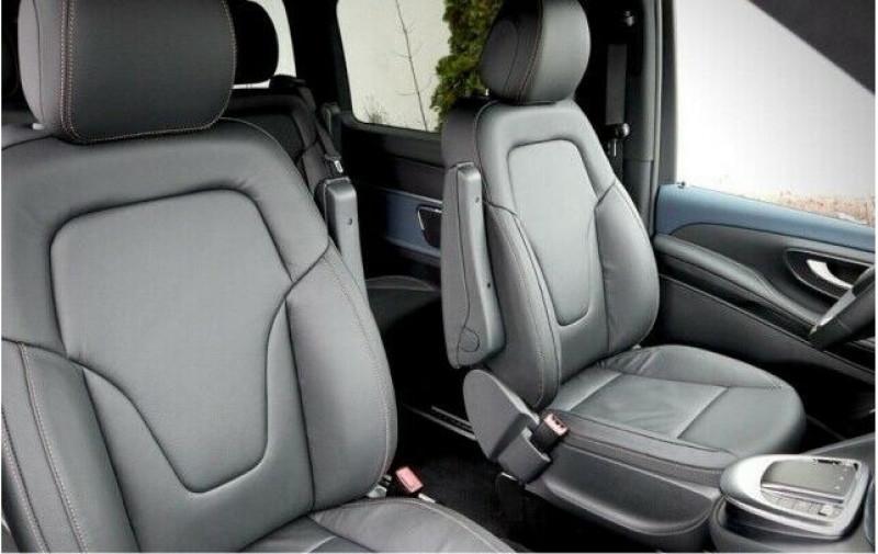 Mercedes EQV 300 LONG AVANTGARDE Noir occasion à Villenave-d'Ornon - photo n°5