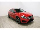 Mercedes GLA (X156) 200 D SENSATION 7G-DCT Rouge à Villenave-d'Ornon 33