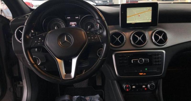 Mercedes GLA (X156) 220 CDI BUSINESS EXECUTIVE 7G-DCT Gris occasion à Villeneuve Loubet - photo n°7