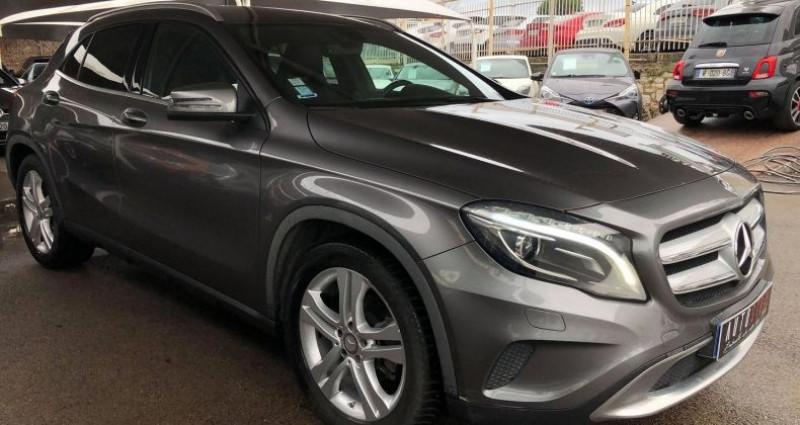 Mercedes GLA (X156) 220 CDI BUSINESS EXECUTIVE 7G-DCT Gris occasion à Villeneuve Loubet - photo n°2