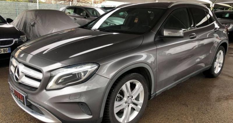 Mercedes GLA (X156) 220 CDI BUSINESS EXECUTIVE 7G-DCT Gris occasion à Villeneuve Loubet
