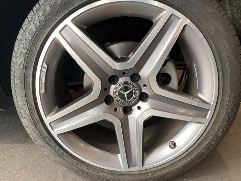 Mercedes GLA (X156) 220 D 170CH FASCINATION 4MATIC 7G-DCT EURO6C Noir occasion à Foix - photo n°5