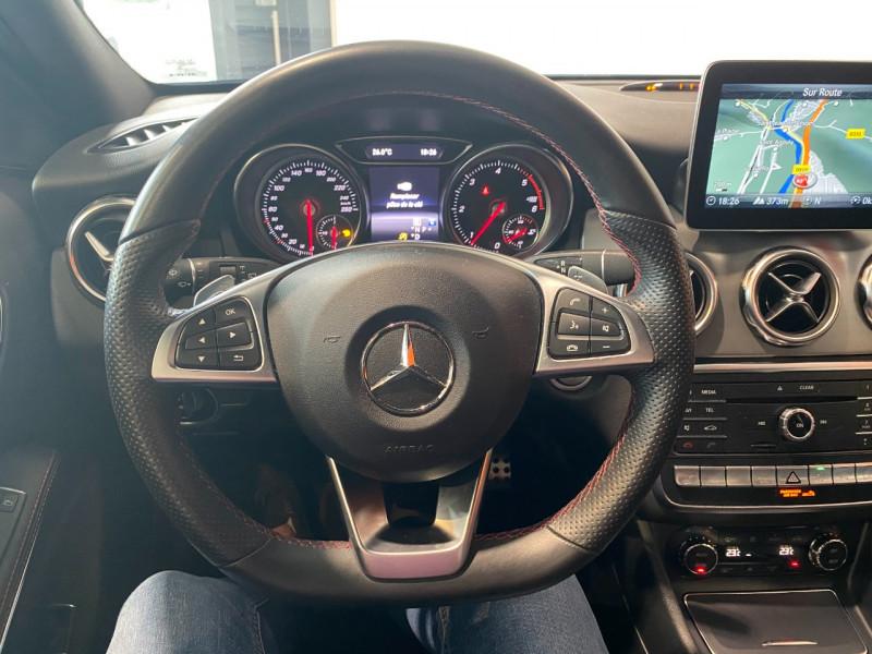 Mercedes GLA (X156) 220 D 170CH FASCINATION 4MATIC 7G-DCT EURO6C Noir occasion à Foix - photo n°12