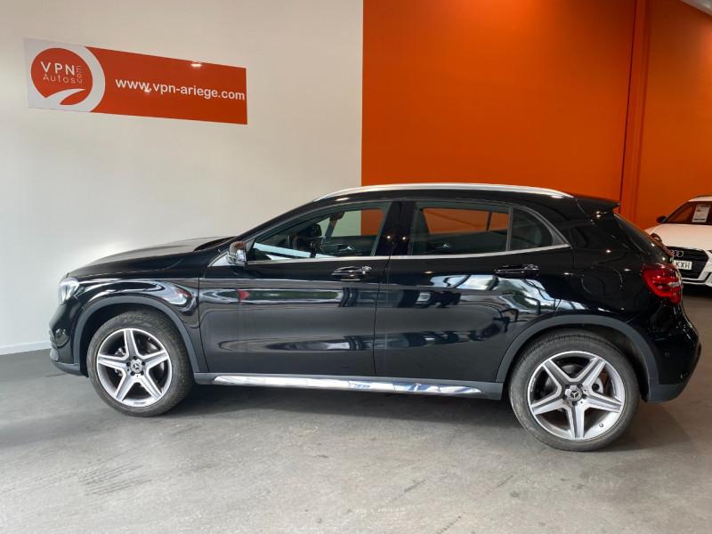 Mercedes GLA (X156) 220 D 170CH FASCINATION 4MATIC 7G-DCT EURO6C Noir occasion à Foix - photo n°2