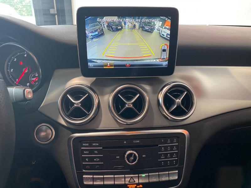 Mercedes GLA (X156) 220 D 170CH FASCINATION 4MATIC 7G-DCT EURO6C Noir occasion à Foix - photo n°10