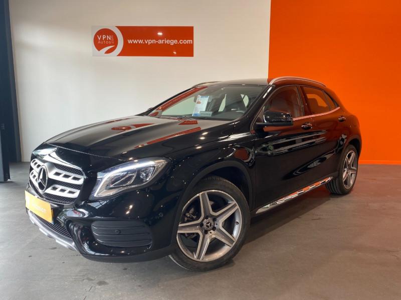Mercedes GLA (X156) 220 D 170CH FASCINATION 4MATIC 7G-DCT EURO6C Noir occasion à Foix