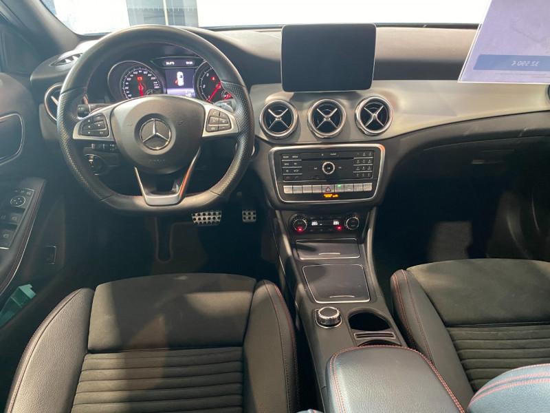 Mercedes GLA (X156) 220 D 170CH FASCINATION 4MATIC 7G-DCT EURO6C Noir occasion à Foix - photo n°6