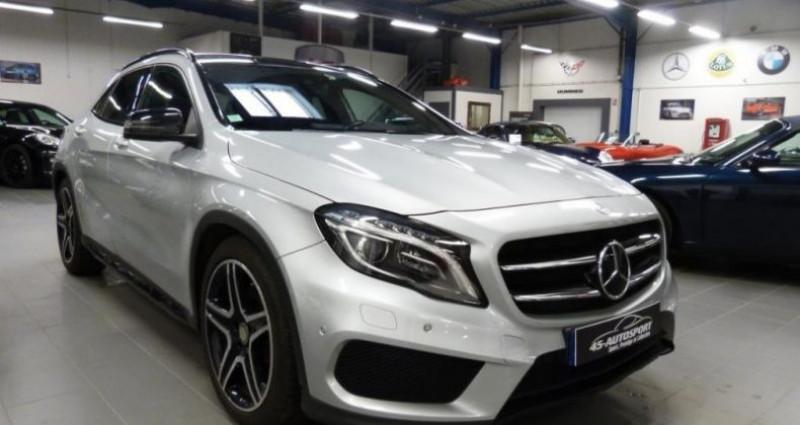 Mercedes GLA (X156) 250 FASCINATION AMG 7G-DCT A Gris occasion à Jouy-le-potier