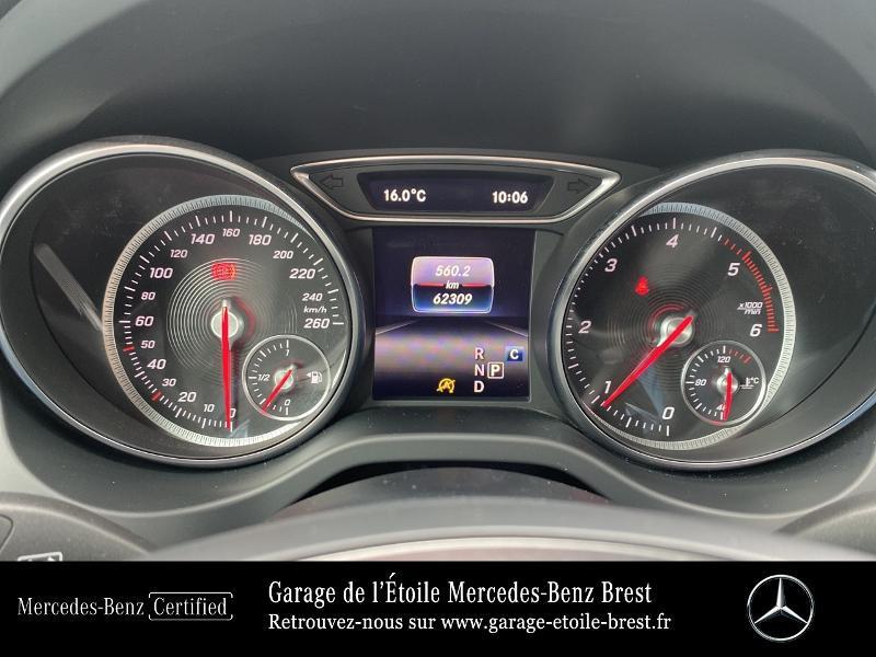 Mercedes GLA 180 d Business Edition 7G-DCT Noir occasion à BREST - photo n°9