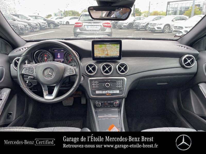 Mercedes GLA 180 d Business Edition 7G-DCT Noir occasion à BREST - photo n°6