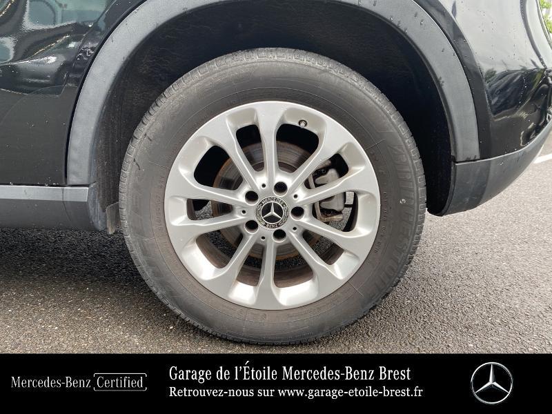 Mercedes GLA 180 d Business Edition 7G-DCT Noir occasion à BREST - photo n°13