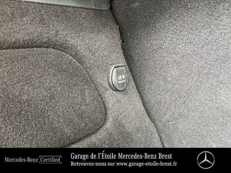 Mercedes GLA 180 d Business Edition 7G-DCT Noir occasion à BREST - photo n°18