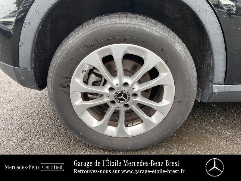 Mercedes GLA 180 d Business Edition 7G-DCT Noir occasion à BREST - photo n°16