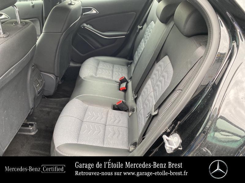 Mercedes GLA 180 d Business Edition 7G-DCT Noir occasion à BREST - photo n°11