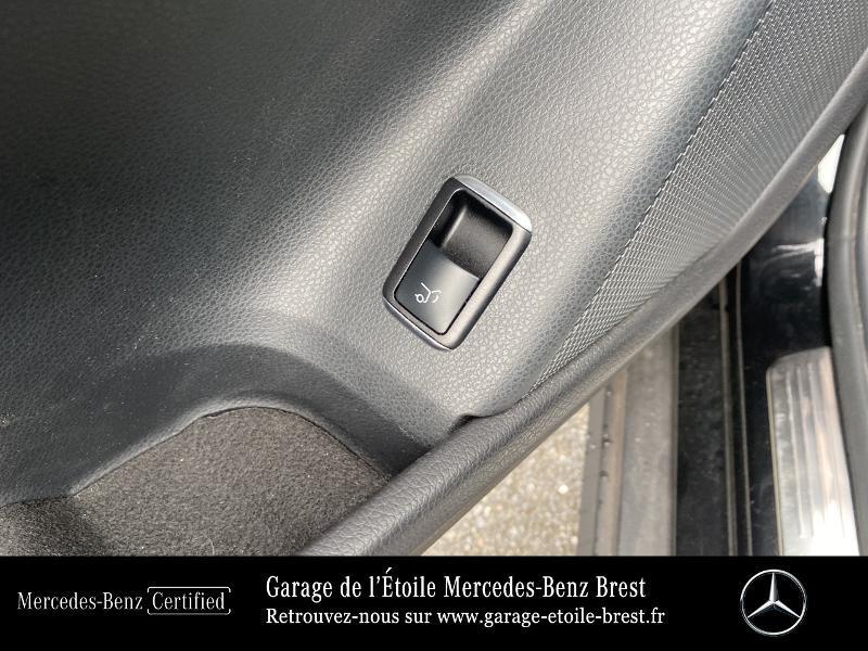 Mercedes GLA 180 d Business Edition 7G-DCT Noir occasion à BREST - photo n°20