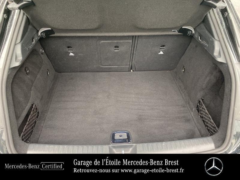 Mercedes GLA 180 d Business Edition 7G-DCT Noir occasion à BREST - photo n°12
