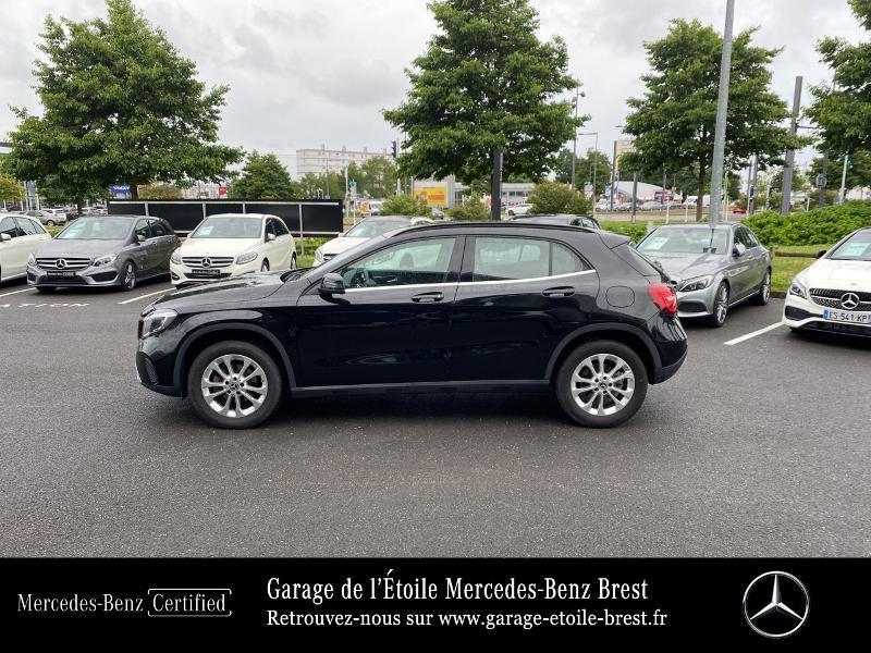 Mercedes GLA 180 d Business Edition 7G-DCT Noir occasion à BREST - photo n°2