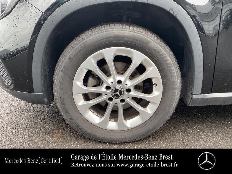 Mercedes GLA 180 d Business Edition 7G-DCT Noir occasion à BREST - photo n°14