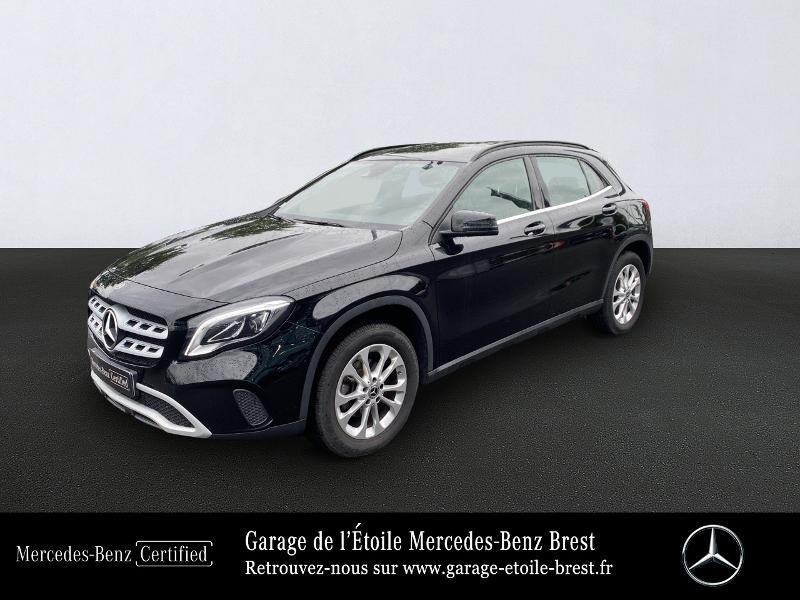 Mercedes GLA 180 d Business Edition 7G-DCT Noir occasion à BREST