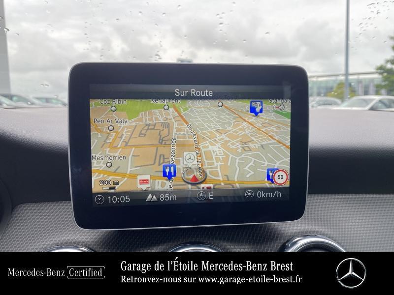 Mercedes GLA 180 d Business Edition 7G-DCT Noir occasion à BREST - photo n°8