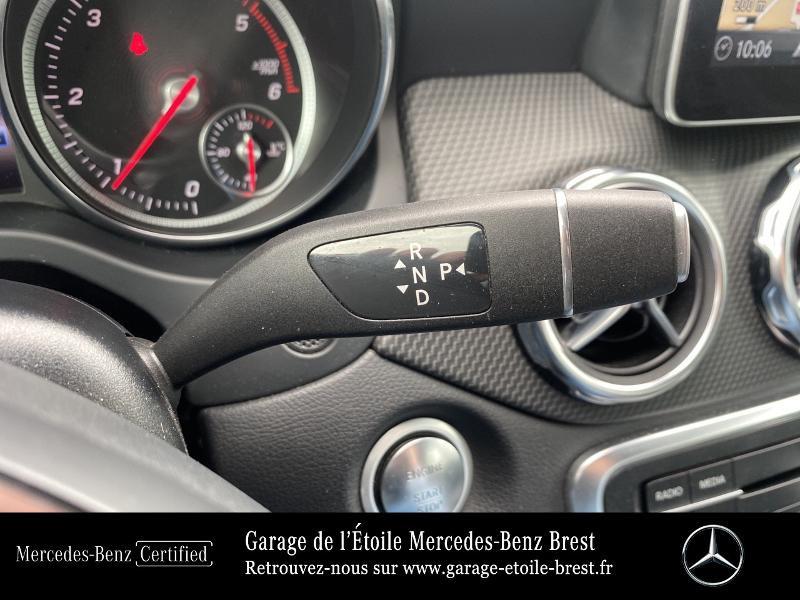 Mercedes GLA 180 d Business Edition 7G-DCT Noir occasion à BREST - photo n°10