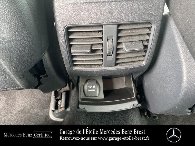 Mercedes GLA 180 d Business Edition 7G-DCT Noir occasion à BREST - photo n°19