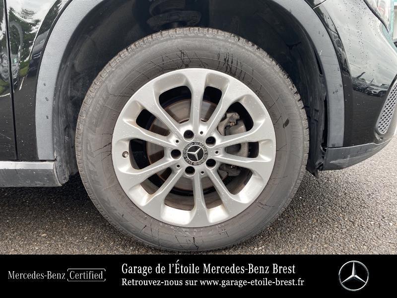 Mercedes GLA 180 d Business Edition 7G-DCT Noir occasion à BREST - photo n°15