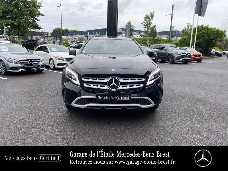 Mercedes GLA 180 d Business Edition 7G-DCT Noir occasion à BREST - photo n°5